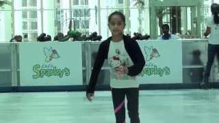 Ice skating in kochi_Kerala India