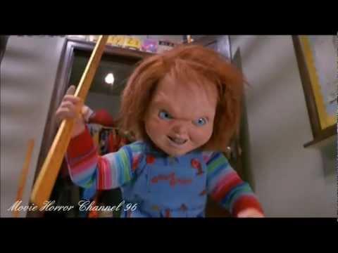 Child s Play 2 Chucky kills Ms. Kettlewell ITA