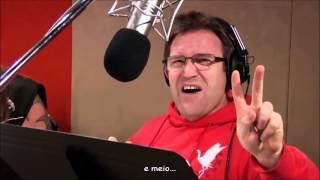 LEGO Ninjago - Gravação das vozes - Legendado(PT-BR)