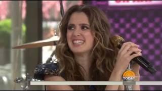 Laura Marano - Boombox | TODAY Show (Live)