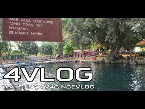 4VLOG #3 : (Misteri) Pemandian Alam Banyubiru Pasuruan!!!