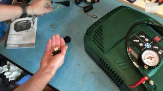 Mini compresor Parkside PKZ 180 B2