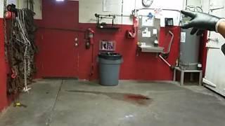 Meat Room at John Mull's Roadkill Grill