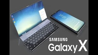 SAMSUNG Galaxy X, ভাঁজ করলে ফোন, খুললে ট্যাব    By BypasWay