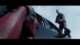 Deadpool 12 bullet fight scene (In Hindi)  - Hollywood India