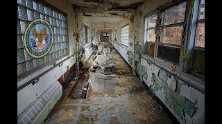 Inside One of the Most Forgotten Abandoned Places in America (Hospital)