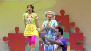 Hi-5 - Five senses Live (2008)