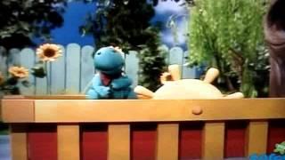 Caillou Puppets   Rexy's Hug Song