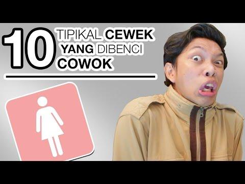 10 TIPIKAL CEWEK YANG DIBENCI COWOK