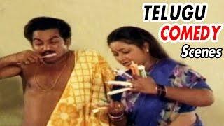 Telug Best Comedy Scenes || Telugu Back 2 Back Comedy Scenes || Latest Comedy Scenes 2016