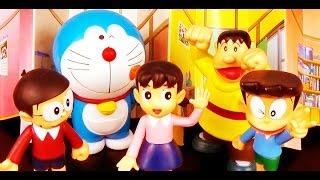 Doraemon Action toys