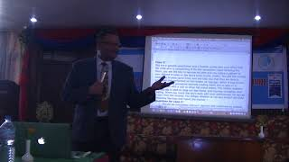 Resolving Ethical Dilemmas in Clinical Decision Making - Prof. Dr.Krishna Adhikari, AUSN; Nepal NMC