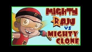 Mighty Raju VS Mighty Clone Movie