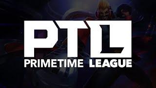 PTL W1 | PrimeTime League Week 1 - with Sjokz, Deficio, Kobe & others!