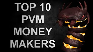 Top 10: PVM Money Making Methods [Runescape 2016]