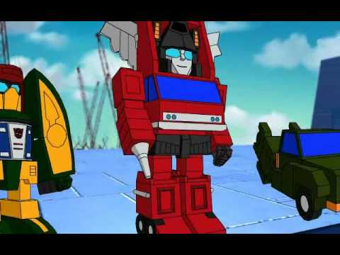 Transformers Peace Treaty 2 Part Two