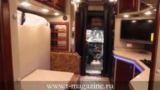 """Жизнь в грузовике: """"спальник"""" Peterbilt 579"""