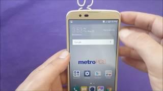 LG K10 Take ScreenShot For Metro Pcs\T-mobile