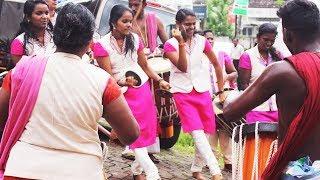 Young Kerala Girls dancing | Sinkari Melam |