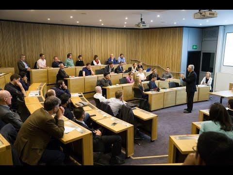 Professor Paul Adler: The challenge of efficiency - Clarendon Lectures, 27-29 October 2015