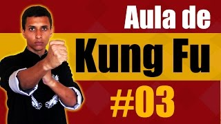 Aula de Kung Fu #03 - Básico Chang Quan Kung Fu