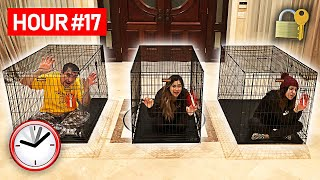 First to Escape the Cage, Wins $10,000 - Challenge