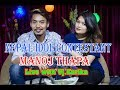 Download Video Download Nepal Idol : Top 18 Contestant Manoj Thapa at Sutra Entertainment Live Show Vj. Eurika 3GP MP4 FLV