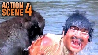 Moti(Dog) Take His Master's Murder Revenge | Teri Meherbaniyan | Jackie | Action Scene 4 of 6 | HD