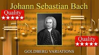 BACH - (FULL) Goldberg Variations BWV 988 - Piano - High Quality Classical Music