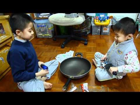 爆旋陀螺 鋼鐵戰魂 爆 大鑊 2011 03 12
