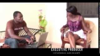 Martha Ankoma seduces Prince David Osei -  Nigerian Nollywood Movie Clip