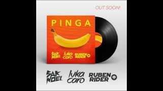 Sak Noel, Luka Caro, Ruben Rider - Pinga (Official Extended Audio)