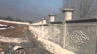 Yeni Mezarlığın İhata Duvarları Tamamlandı