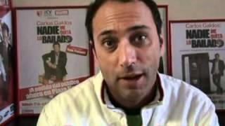 Carlos Galdós: Invita a sus seguidores al show en Arequipa