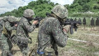 US, Philippine Marines Conduct Joint Military Exercise (Marksmanship & Ship to Shore Training)