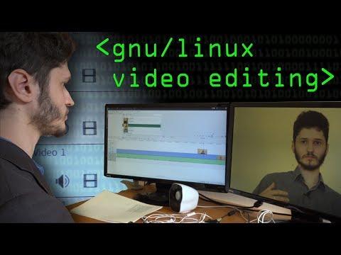 GNULinux & Video Editing - Computerphile
