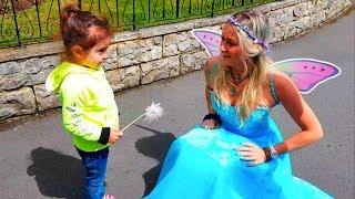 Meeting Real  Princess Fairy