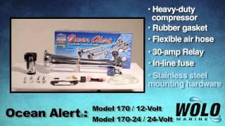 Wolo Ocean Alert Model 170