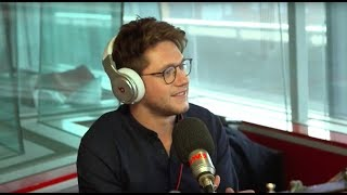 Niall Horan Wants to Sing Like Justin Bieber 'Despacito' - Fitzy & Wippa Interview