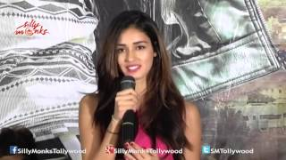 VarunTej Speech @ Success Meet Of The Loafer Movie || Puri Jagannadh, Disha Panti