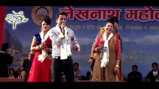 live dohori   khuman adhikari & Ramila neupane   बबाल दोहोरी   NEW HD