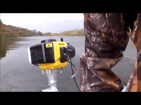 насадка для переделки триммера в лодочный мотор купить в новосибирске