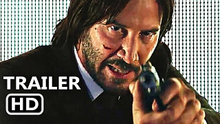 JΟHN WІCK 2 Super Bowl Trailer (2017) Keanu Reeves, Action Movie HD