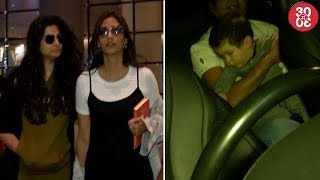 Jacqueline, Sonam Spotted At The Airport | Kareena - Taimur Return From Delhi