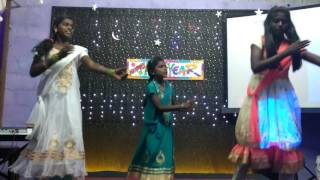 Manavalan vara poraru song by Church of Mahanaim sunday class kids