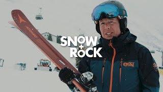Atomic Vantage 97 Ti 2019 Ski Review by Snow+Rock