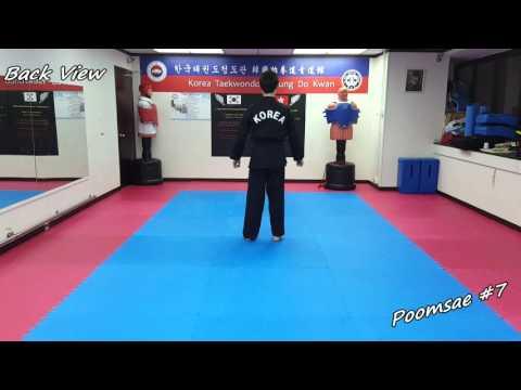 Xxx Mp4 Taekwondo Poomsae 7 Chil Jang Slow Motion Mirror 3gp Sex