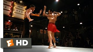 Bloodsport (7/9) Movie CLIP - Dux vs. Paco (1988) HD