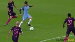 David Silva vs Barcelona HD home 01/11/2016