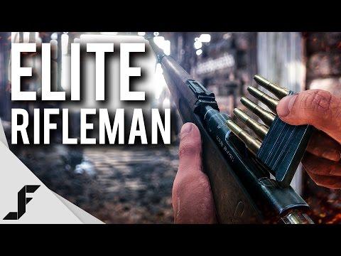 watch ELITE RIFLEMAN - Battlefield 1